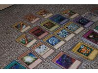 Yu-gi-oh yugioh cards for sale, includes Collectors Egyptian gods, Exodia and more!