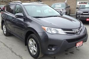 2013 Toyota RAV4 LE FWD NEW TIRES AND BRAKES REMOTE START BLUETO