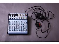 Alesis Multimix 8 USB Sound mixer