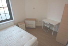 Double Room Available, 2 Mins Walk To Station, All Bills, Council Tax, Cleaning & Wifi Included,