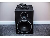 Mackie MR8 MK3 Studio Monitors (Pair) - Great Condition & Boxed