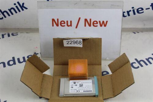 Siemens 6es7952-0kh00-0aa0 Memeroy Card