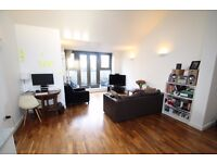 2 double bed loft style penthouse, warehouse conversion, between Bethnal Green & Victoria Park