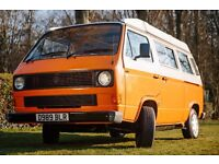 Mechanic required for busy VW Campervan workshop