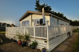 Private sale 2016 Willerby Cadence Lodge. 2bedrooms. Decking included. Stunning pitch. Rye Harbour