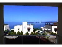 Turkey Bodrum Peninsula Sea View Apartment