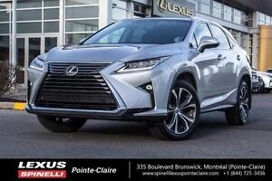 2016 Lexus RX 350 GROUPE LUXE NAVIGATION INCLUS, WINTER TIRES, R