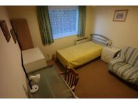 Furnished single room to rent 3 minutes to city centre