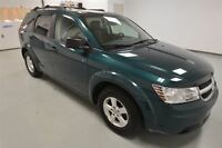 2009 Dodge Journey HEATED OUTSIDE MIRRORS, 7 PASSENGER, BLUE TOO