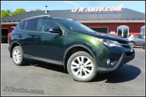 2013 Toyota RAV 4 Limited AWD