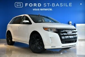 2014 Ford Edge SPORT / GPS / CUIR / CAMERA DE RECUL Winter kit
