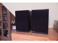 HiFi bookshelf JPW monitor speakers made in England