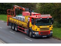 HGV Class 2 full time driver required with Hiab off load at our Sheffield Depot.