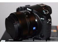 Sony RX10 bridge camera