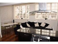 A stunning converted two bedroom duplex apartment on the 1st & 2nd floors of this grade 2 building