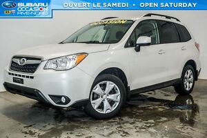 2014 Subaru Forester Convenience MAGS+CAM.RECUL+SIEGES.CHAUFFANT