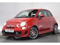 ABARTH 500 1.4 ABARTH 3d 135 BHP (red) 2011