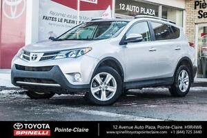 2013 Toyota RAV4 XLE AWD BLUETOOTH, HEATED SEATS, BACKUP CAMERA