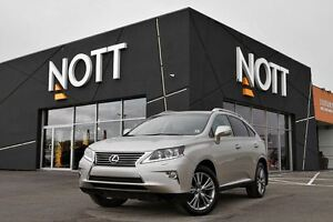 2013 Lexus RX 350 Ultra Premium Nav, Sunroof, Backup Cam - $38,7