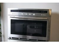 Neff Quantum Speed Microwave Combination Oven Digital Display Excellent Condition 12 Month Warranty