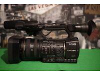 Sony HXR-NX5E Professional Camcorder