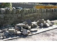 Kerridge stone walling