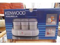 Kenwood Yogurella Yoghurt Maker Machine