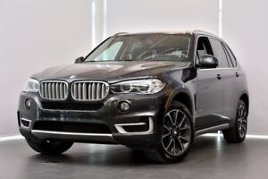 2015 BMW X5 xDrive GPS / TOIT PANO / ACCES CONFORT