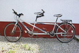 Raleigh Pioneer Tandam cycle