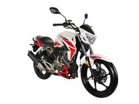 ZONTES FIREFLY 125i SPORTS, COMMUTER, MOTORBIKE, NEW, FINANCE AVAILABLE, TWO YEAR WARRANTY