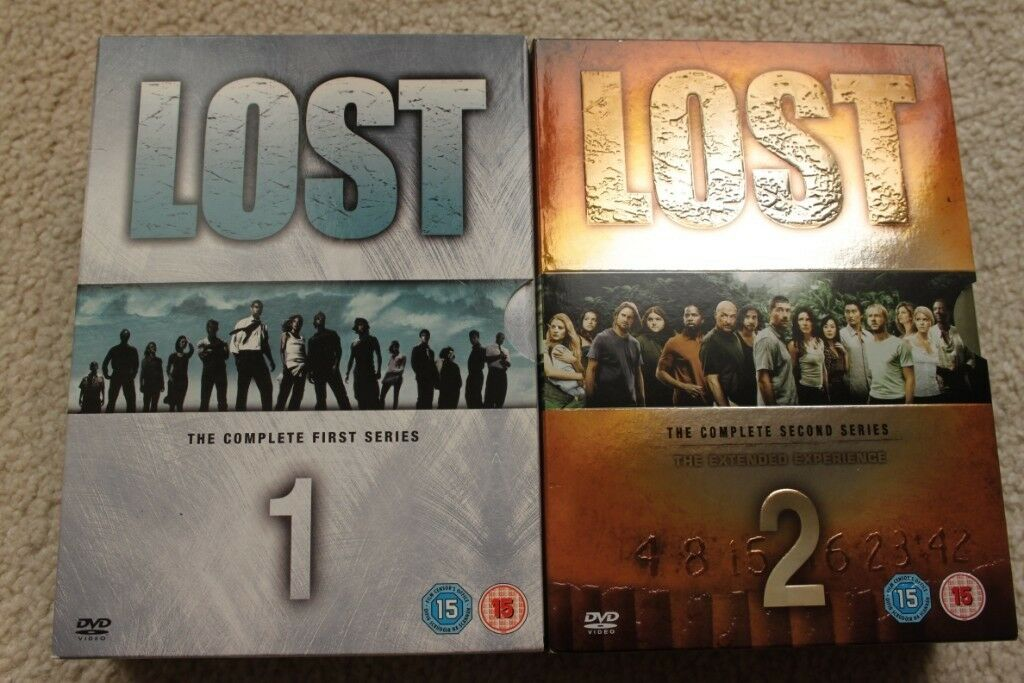Lost TV Series 1&2 DVD Box Sets - Very good condition | in Sarisbury Green,  Hampshire | Gumtree