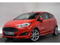 FORD FIESTA 1.0 TITANIUM [DRESS UP KIT/17 (red) 2014