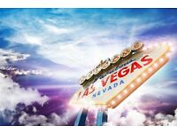 3* Las Vegas - 5 Nights - Return Flights from London Heathrow LHR from £589pp