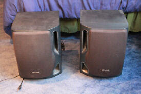 2 Aiwa side front speakers, SX-NAV90