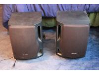 2 Aiwa side front speakers, SX-NAV90