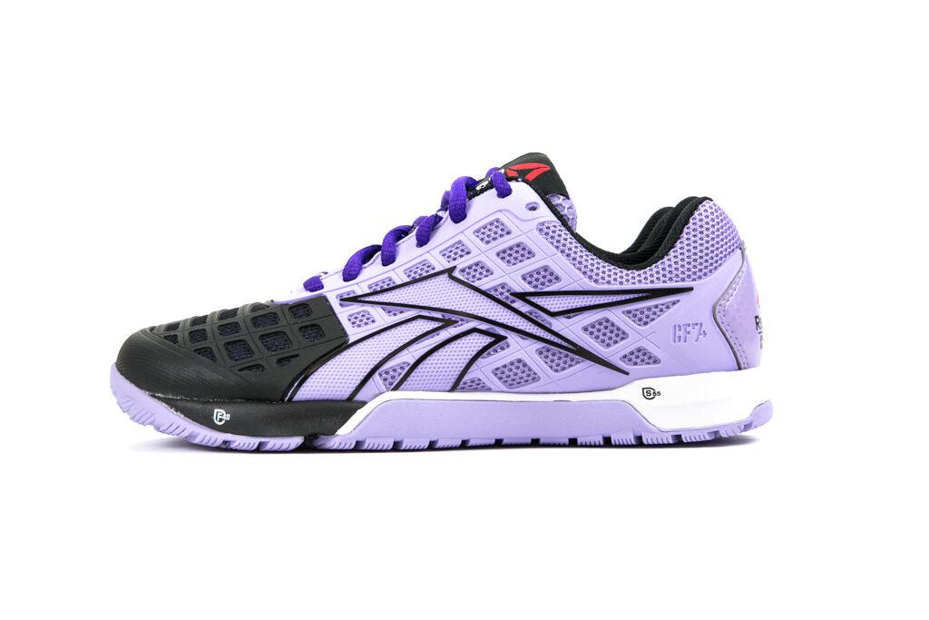 8a471a24 Details about Reebok Women's Crossfit Nano 3.0 Black & Purple Training  Shoes Style #V53244