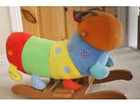 Mamas and Papas 'Charlie' Caterpillar rocker