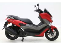 Sept 17 Registered Yamaha N-Max 125 with 0 Miles, October Extravaganza