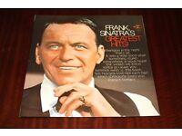 Frank Sinatra Greatest Hits Volume 1 1971 Vinyl LP Record