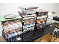 A Huge Collection of DVDs and DVD Series (James Bond 007 SET + more)