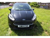 Ford Fiesta 1.0 EcoBoost Zetec (s/s) 5dr12 Months Warranty Patrs & Labour