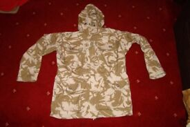 British Army / RAF Issue Windproof Smock in Desert pattern