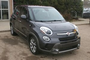 2015 FIAT 500L Trekking, LEATHER, NAV, S/ROOF