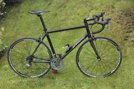 B twin triban 7 road bike