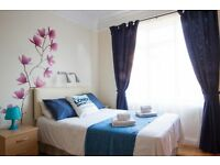 Standard studio flat to rent for short term in London. Holiday apartment in Willesden Green (#ST2)