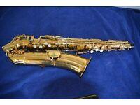 Buescher C Melody - Low Pitch Vintage Saxophone