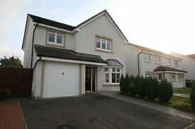 Immaculate 4 Bedroom House in Westhill, Inverness. Quiet, leafy cul-de-sac, garage, space for 2 cars