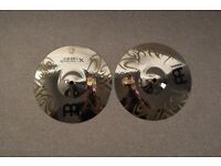 Meinl Generation X 10 inch FX Hats Cymbals