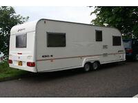 Avondale Argente 650/6 6 berth caravan 2004