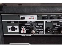 Roland Guitar amplifier , loads of features, including GK 13 pin input, FX etc